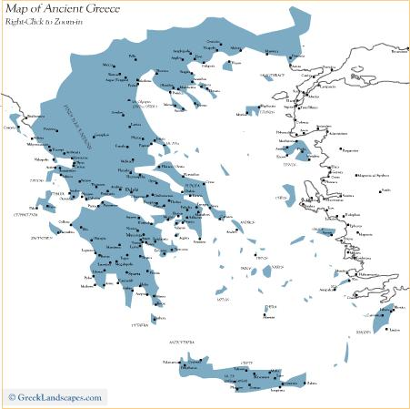 the way of life in greek city states in ancient greece Ancient greece & the aegean world  geography shapes greek life   in what ways does way of life in athens differ from other greek city-states.