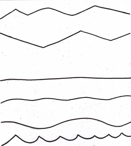 valley landforms coloring pages - photo#36